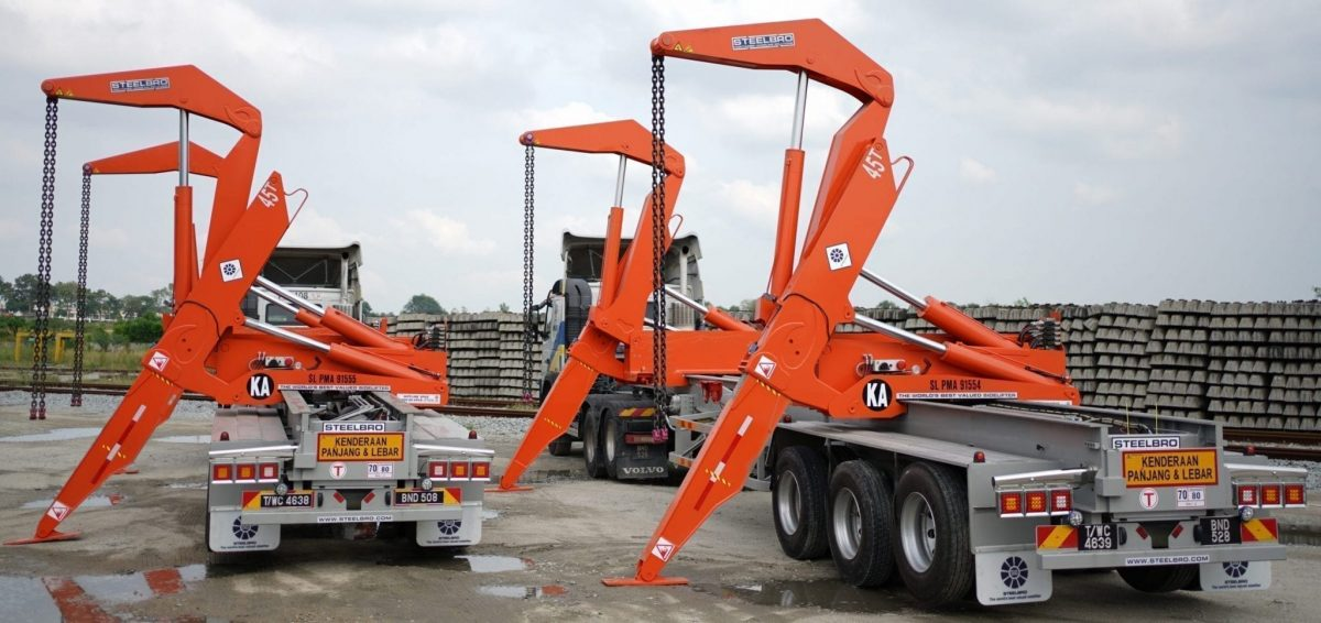 Multimodal picks Steelbro for reliability, flexibility, and safety