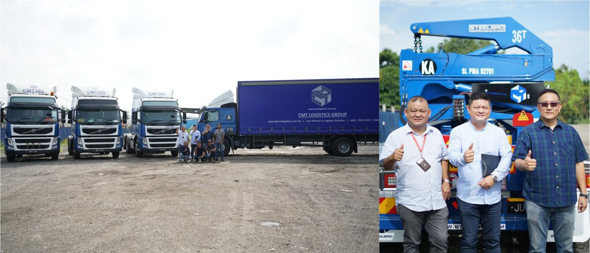 , Equipment ROI is key for young haulage company with mighty goals