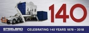 , Heritage, Innovation and Success – 140 Years